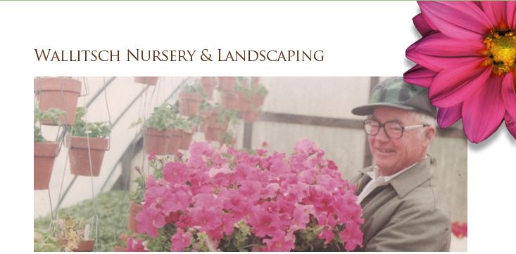 About Wallitsch Nursery Landscaping Amp Landscape Design